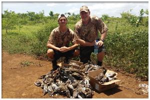 Bird Hunting Nicaragua