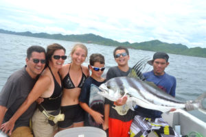an Juan Del Sur Deep Sea Fishing