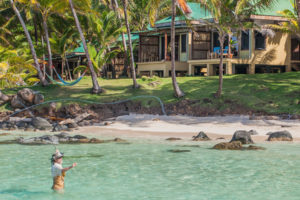 Fly Fishing in Little Corn Island