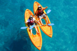 Kayak Explore The Reef of Corn Island