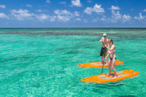 Paddle Board Little Corn Island